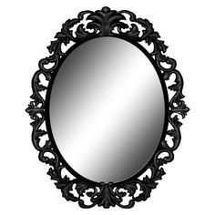 Xhilaration® Baroque Mirror