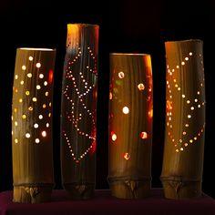 lampadiña bambú