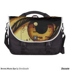Brown Music Eye