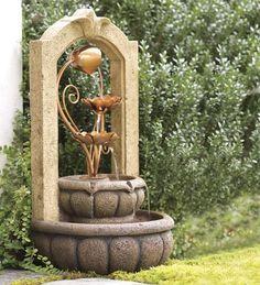 Outdoor Three Flower Fountain Wind & Weather®,http://www.amazon.com/dp/B00J3ZXCOE/ref=cm_sw_r_pi_dp_Empxtb0CD2Z8SBV7