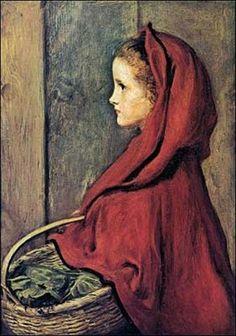 Pinzellades al món: Caputxeta Roja il·lustrada / Caperucita Roja ilustrada / Little Red Riding Hood illustrated / Le Petit Chaperon Roug illustré (15)