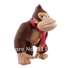 Aliexpress.com : Buy Cute Super Mario Figure Display Toy Donkey Kong Jr 54879 from Reliable Toy suppliers on EXPRESSEXTREME LTD.