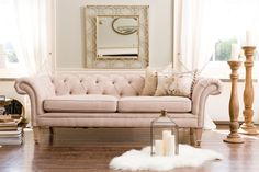 Rochelle Large Sofa