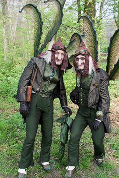 Royal Elf Force Elf Fantasy Fair 2011 Edition