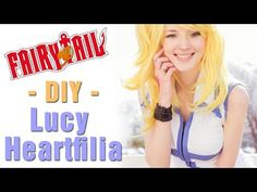 [DIY] Easy cosplay - Lucy Heartfilia | Fairy Tail | Eng subs - YouTube