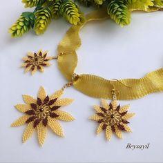 Wreaths, Beads, Arkansas, Fall, Crochet, Panda, Instagram, Necklaces, Tejidos