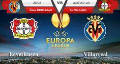 Bayer Leverkusen vs Villarreal : Watch Europa League live stream