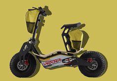 Nouveau 200 W Scooter Électrique Vélo Plastique Roue Arrière M 200 W-rearwheel