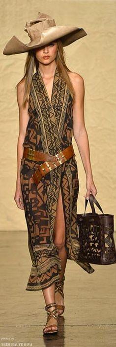 #NYFW Donna Karan Spring 2014 RTW www.style.com