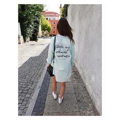 Kolejne zdjęcie od Was! Pięknie wyglądacie w koszulach #NiechZyjeWolnoscISwoboda 😍♥️💃🏼www.mtandmm.com... #mtandmm #millertulipanandmatteomilano #marcinmiller #konraddobrzyński #morning #poranek #polskaulica #spacer #stylowo #ootd #fashion #moda #polskamarka #fashionista #streetwear #outfit #newin #style #beautiful #summer #instafashion #millertulipan #street #wakacje #photography #womanfashion #alwayasadisco #madeinpoland #look