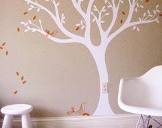 wall tree