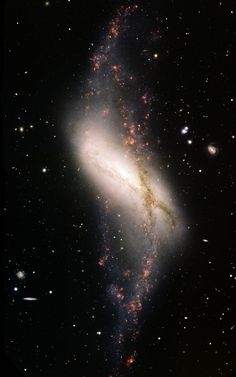 ˚Polar Ring Galaxy NGC 660 in the constellation Pisces