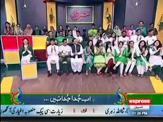 The Awesome World: Khabardar with Aftab Iqbal On Express News 14th Au...