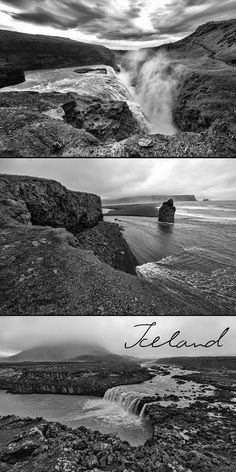 The weather in Iceland didn't exactly cooperate. But we were still able to get some pretty great shots!