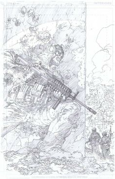 Call of Duty by Jim Lee *