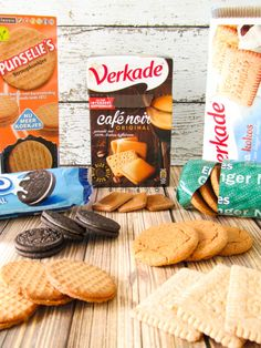 vegan koekjes Vegan Vegetarian, Vegetarian Recipes, Healthy Recipes, Healthy Food, Lactose Free, Vegan Snacks, Melk, Veggies, Vegan Products
