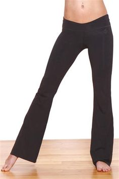 all black yoga pants - Pi Pants