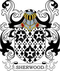 Sherwood Coat of Arms