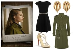 Adaline becomes uneasy and makes the decision to make a run for hit. Adaline grows up to be a stunning, normal American woman. Adaline wants a guy, to put it differently, like a fish requires a bicycle. Date Outfits, Cool Outfits, Fashion Outfits, Fashion 2018, Casual Outfits, Women's Fashion, Harrison Ford, Blake Lively, Adaline Bowman