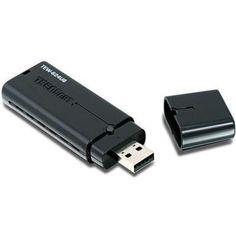 300Mbps Wireless N-USB Adapt
