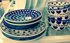 Lovely bowls and plates from TK MAXX