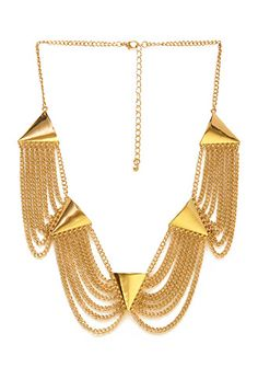 Scalloped Chain Necklace | FOREVER21 - 1000107693
