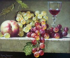 Lifes_Catalog_Buy Oil Paintings for Wholesale Price Fruit Painting, China Painting, Watercolour Painting, Antique Wallpaper, Still Life Images, Painting Still Life, Nature Paintings, Oil Paintings, Still Life