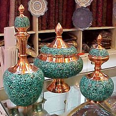 Iranian Handcrafts