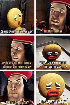 My Favorite Scene From Shrek // tags: funny pictures - funny photos - funny images - funny pics - funny quotes - #lol #humor #funnypictures