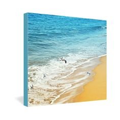 Lisa Argyropoulos Free Spirit Gallery Wrapped Canvas | DENY Designs Home Accessories