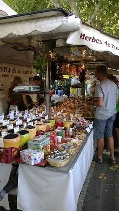 provencal-market. Nyons France