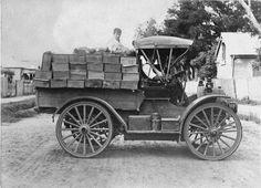 International Harvester, Auto Waggon, c1913
