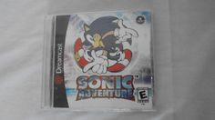 Sonic Adventure for Dreamcast is up for Auction!