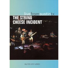 String cheese incident:Live from aust (Dvd)