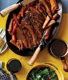... Brisket Recipes on Pinterest | Braised brisket, Brisket and Brisket of