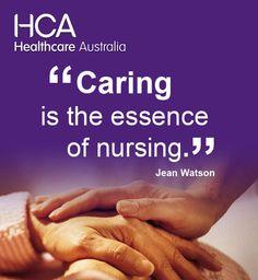 Nurses care!