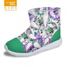 Kids Snow Boots, Winter Snow Boots, Pink Patterns, Slip On, Wedges, Backpacks, Sneakers, Bags, Shopping