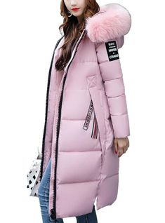 Fashion Tips Ideas Warm Winter Jacket Women Big Fur Thick Slim Lilacoo.Fashion Tips Ideas Warm Winter Jacket Women Big Fur Thick Slim Lilacoo Winter Jackets Women, Coats For Women, Long Winter Jacket, Plus Size Winter, Womens Parka, Down Coat, Cowgirl Boots, Western Boots, Riding Boots