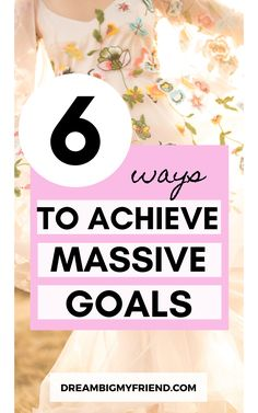 6 Ways To Achieve Massive Goals In Life Reaching your goals Reaching your dreams Reaching potential achieve your goals quotes how to achieve a goal successfully who are the people you need to achieve your goals with achieve your goals meaning 5 ways to achieve your goals take action to achieve your goals steps to achieve goals how to pursue your goals achieve your dreams quotes achieve your dreams meaning chasing your dreams quotes how to achieve your dreams essay achieving my dreams article Parenting Teens, Parenting Hacks, Raising Godly Children, Every Mom Needs, Daily Affirmations, Life Motivation, Mom Blogs, Money Saving Tips, Life Goals