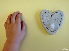 Le Journal de Chrys: Un coeur pour la fête des mères