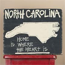 State of North Carolina Sign 12x15