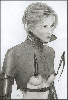 Alice in Rubberland - Zeichnung Nr. 31556