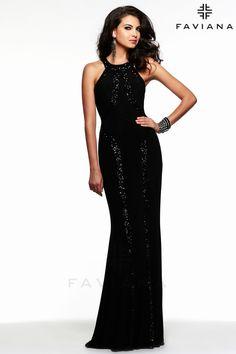 Faviana Style 7510 in black