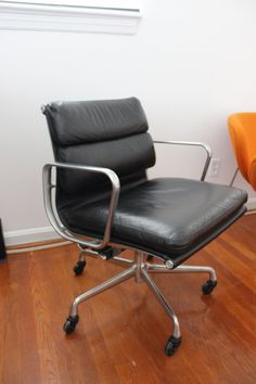 Eames Herman Miller Softpad Executive Chair — Best offer $1,800