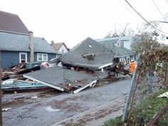 Staten Island After Sandy | Hurricane Sandy Called a Mini-Katrina in Staten Island and South ...