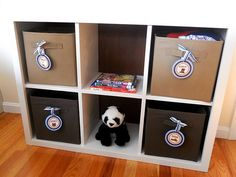Labels For Cube Storage Organizing Labels, Toy Organization, Playroom  Storage, Cube Storage,