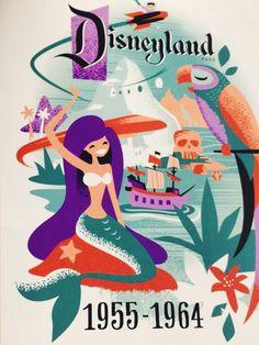 34 Super Ideas For Wallpaper Vintage Disney Art Prints Vintage Disney Art, Vintage Disney Posters, Retro Disney, Old Disney, Disney Love, Vintage Art, Vintage Mickey, Decor Vintage, Design Vintage