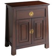 Pier 1 - Shanghai Bedside Chest, not sure if I like this