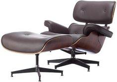 Colton Lounge Chair and Ottoman