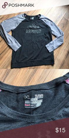 Under Armour shirt Under Armour long sleeve shirt Under Armour Tops Tees - Long Sleeve
